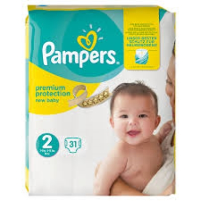 Pampers New Baby 2 Mini X31